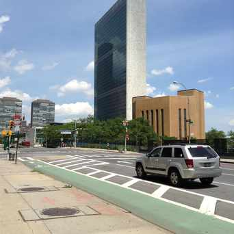 Photo of United Nations Plaza in Civic Center, New York