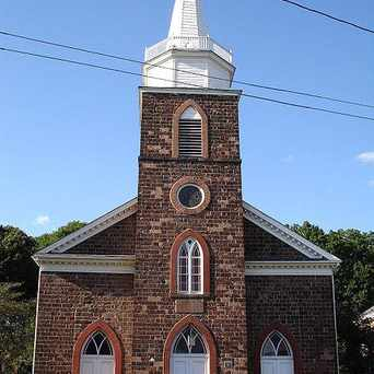 Photo of First Reformed Church in Hackensack