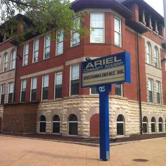 Photo of Ariel Elementary Community Academy in Bronzeville, Chicago