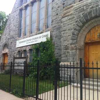 Photo of Kenwood United Church of Christ in Bronzeville, Chicago