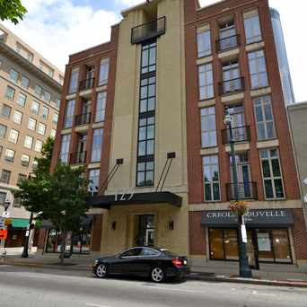 Photo of 123 Luckie St Condo Association in Peachtree Center, Atlanta