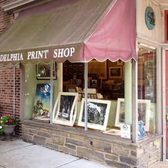 Photo of Philadelphia Print Shop in Chestnut Hill, Philadelphia