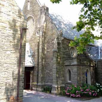 Photo of St. Paul's Episcopal Church in Chestnut Hill, Philadelphia
