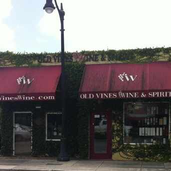 Photo of Old Vines Wine & Spirits in Coral Way, Miami