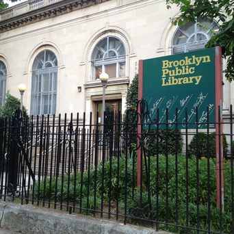 Photo of 8 Crown Heights: Brooklyn Public Library in Crown Heights, New York