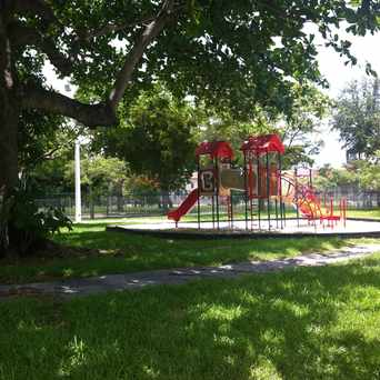 Photo of Williams Park in Overtown, Miami