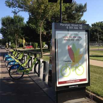 Photo of Marshall Street Ne Nice ride Minnesota in St. Anthony West, Minneapolis