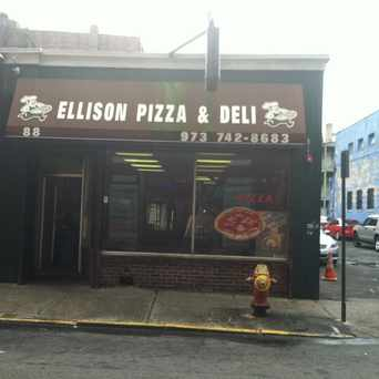 Photo of Ellison Pizza & Deli in Downtown, Paterson