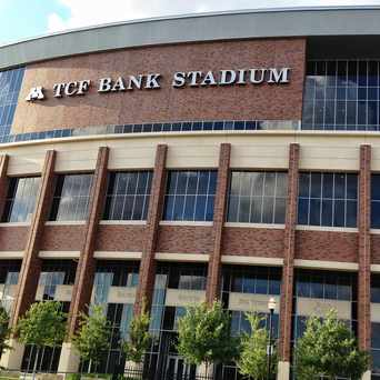 Photo of Tcf Bank Stadium in Prospect Park, Minneapolis
