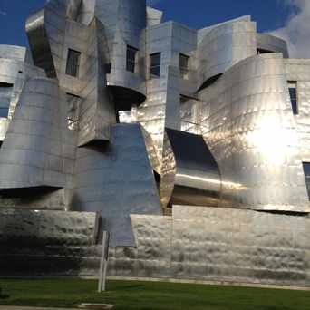 Photo of Weisman Art Museum in University, Minneapolis