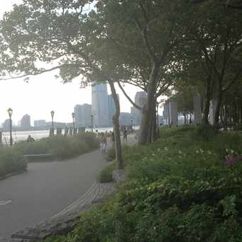 Photo of Battery Park in Financial District, New York