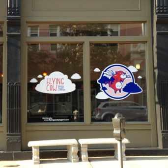 Photo of Flying Cow Frozen Yogurt Co in Grand Center, St. Louis