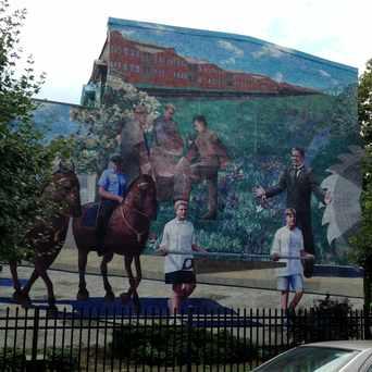 Photo of CPMAP Mural in Tacony - Wissinoming, Philadelphia