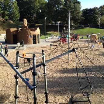 Photo of Powell Barnett Park in Leschi, Seattle