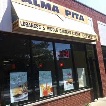 Photo of Alma Pita Restaurant in Uptown, Chicago