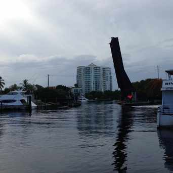 Photo of Train Drawbridge in Downtown, Fort Lauderdale