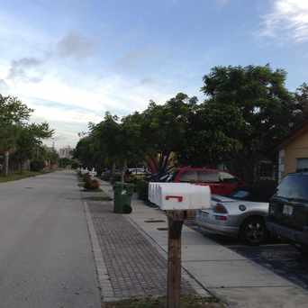 Photo of Sidewalk in Progresso Village, Fort Lauderdale