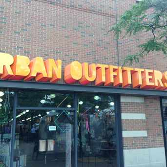 Photo of Urban Outfitters in Southside Flats, Pittsburgh