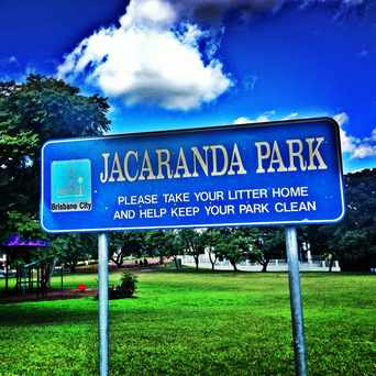 Photo of Jacaranda Park in Yeronga, Brisbane