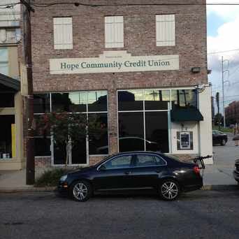Photo of Hope Community Credit Union in Central City, New Orleans