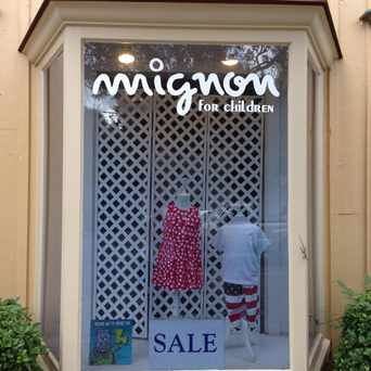 Photo of Mignon For Children - Clothing Store in Garden District, New Orleans