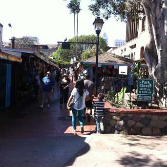 Photo of Olvera Street in Historic Cultural, Los Angeles