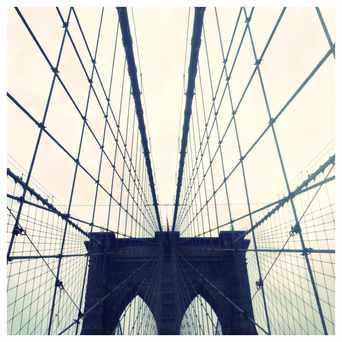 Photo of Brooklyn Bridge in Civic Center, New York
