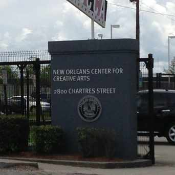 Photo of New Orleans Center for Creative Arts in Bywater, New Orleans