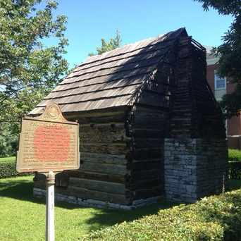 Photo of Patterson Cabin in North Upper Street, Lexington-Fayette