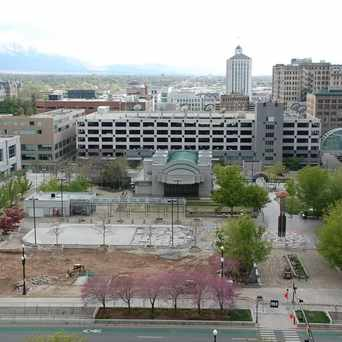 Photo of Gallivan Plaza in Rio Grande, Salt Lake City