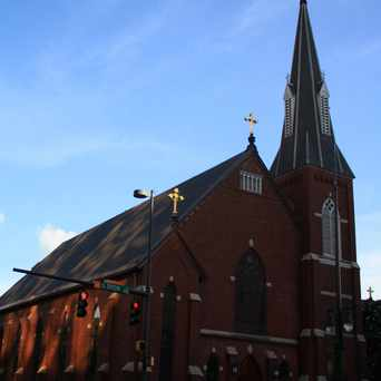 Photo of St Peter's Catholic Church in Second Ward, Charlotte