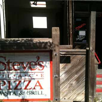 Photo of Steve's Pizza in Davis