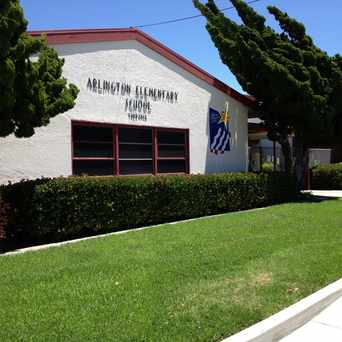 Photo of Arlington Elementary School in Torrance