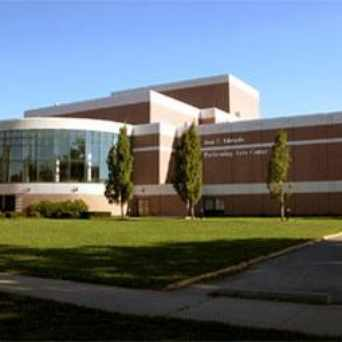 Photo of Joan C. Edwards Performing Arts Center in Huntington