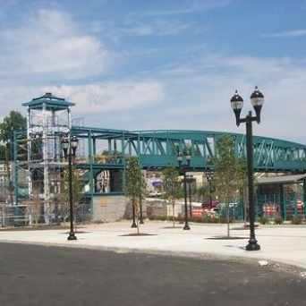 Photo of WEST SIDE AVE HBLR STATION in Jersey City