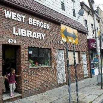 Photo of Bergen Library, Jersey City in Hackensack River Waterfront, Jersey City