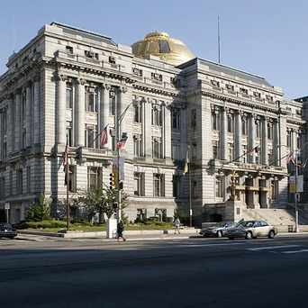 Photo of City Hall Personnel Office in Newark