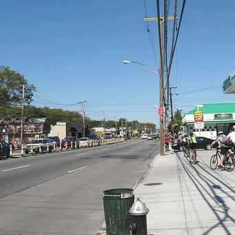 Photo of Hylan Blvd in Great Kills, New York