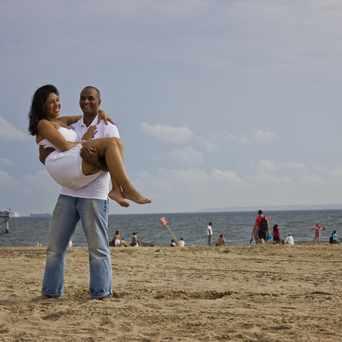 Photo of Coney Island Beach in Coney Island, New York