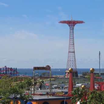 Photo of Coney Island Parachute Jump in Coney Island, New York