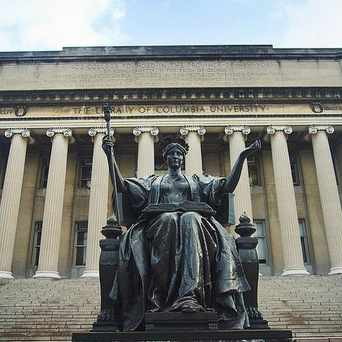 Photo of New York Public Library in West Harlem, New York