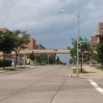 Photo of University of Wisconsin-Milwaukee in Downer Woods, Milwaukee