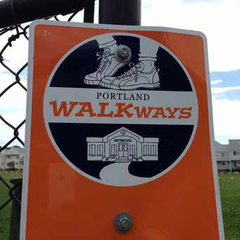 Photo of Portland Walkways in East Bayside - India Street, Portland