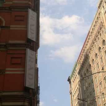 Photo of Prada in SoHo, New York