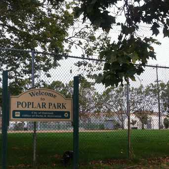 Photo of Poplar Recreation Area in Clawson, Oakland