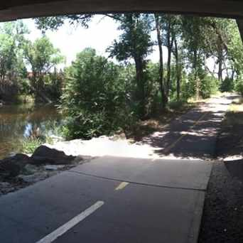Photo of Platte River Bike Path in Denver
