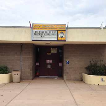 Photo of Logan Elementary School in Logan Heights, San Diego