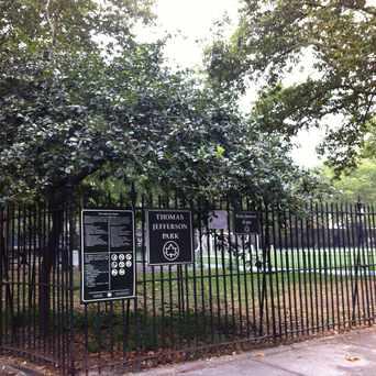 Photo of Thomas Jefferson Recreation Center in East Harlem, New York