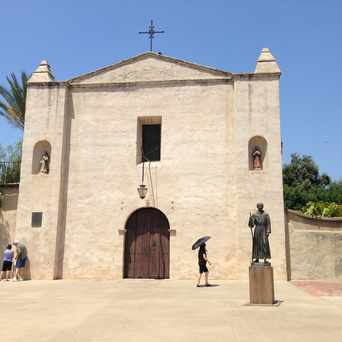 Photo of San Gabriel Mission in San Gabriel