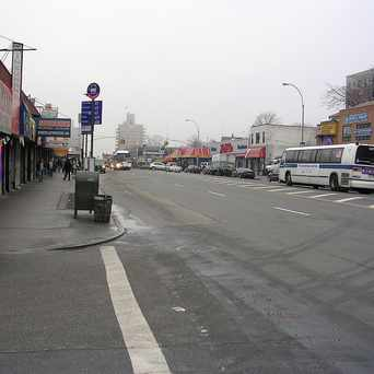 Photo of Merrick Blvd in Jamaica, New York